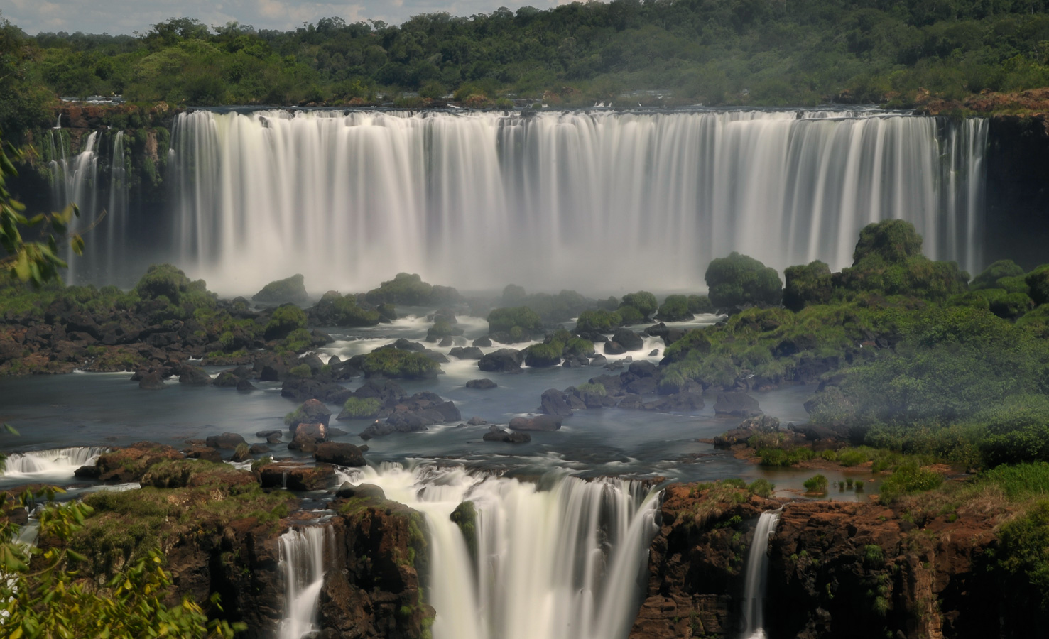 Cataratas del Iguazu [92 mm, 13.0 sec at f / 22, ISO 200]