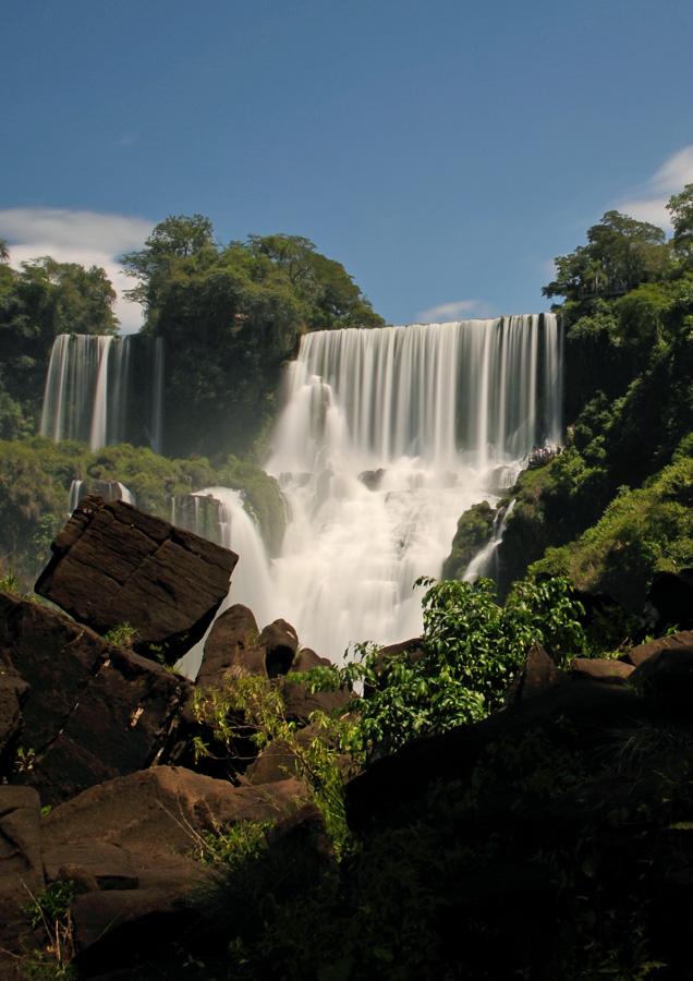 Cataratas del Iguazu [28 mm, 10.0 sec at f / 22, ISO 200]