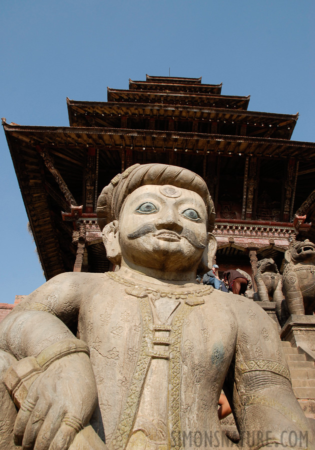 Bhaktapur [18 mm, 1/350 sec at f / 10, ISO 400]